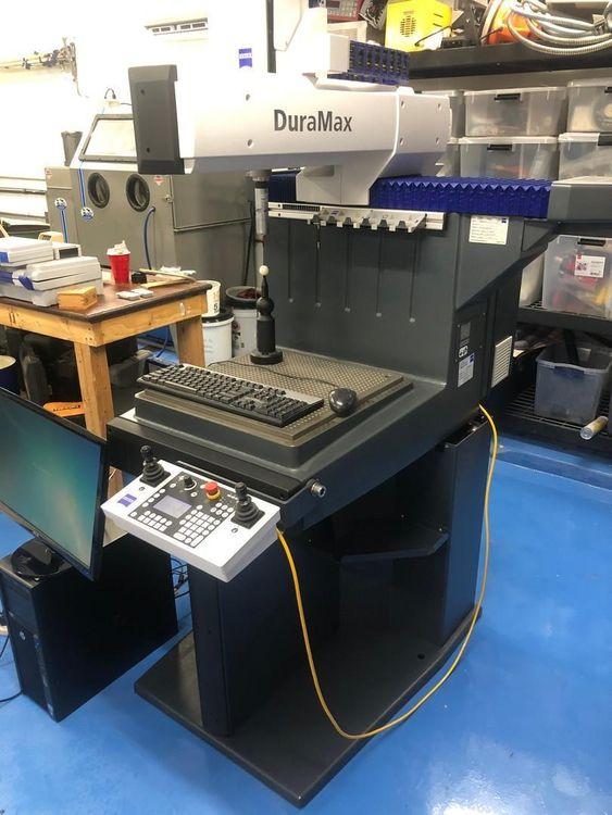ZEISS Zeiss Duramax 5/5/5 DCC Coordinate Measuring Machine