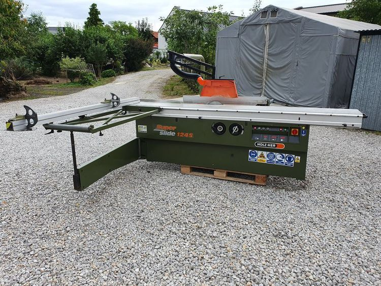 Holzher Format saw