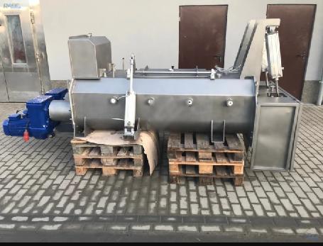 Specialist 1000 L mixer