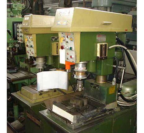 Gloria M20 B 700 rpm bench tap machine