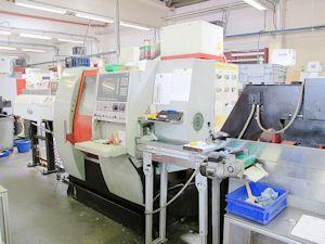 Emco cnc Siemens 840 D 7.000  1/min Emcoturn 332  MC Plus 2 Axis
