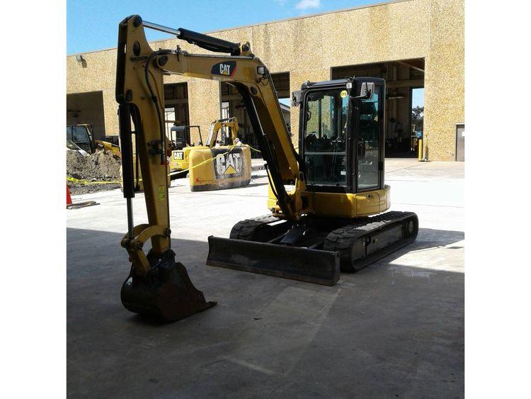 Caterpillar 305.5E2CR