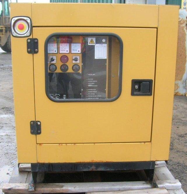 Natural Gas Gen Set 45 kW