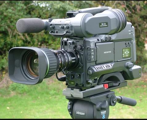 Sony PDW-F350L XDCAM CAMERA