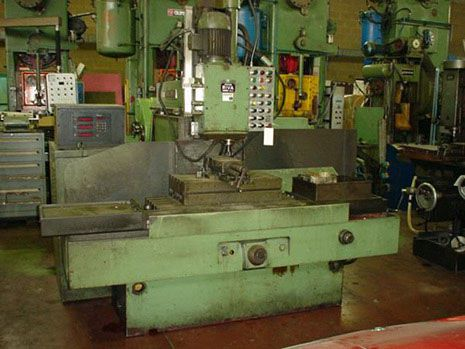 Rigiva fixed bench milling cutter Variable
