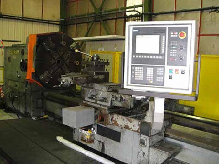 Morando CNC Siemens Sinumerik 802 D. Variable PR 65 2 Axis