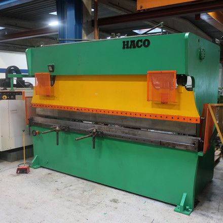 Haco PPH 40180 hydr. press brake - 4100 x 180 t. 180 Ton