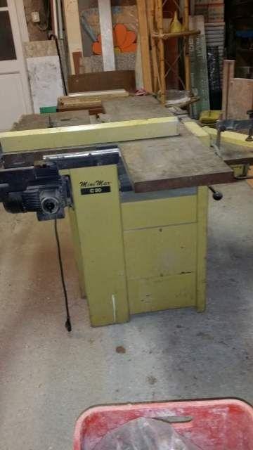 Minimax, Samco C30, COMBINED MACHINE