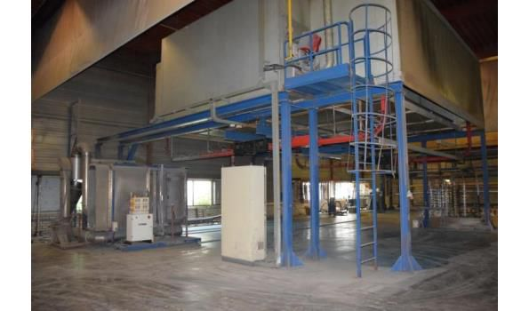 Others Powder coating installation