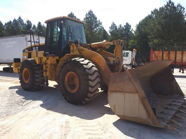Caterpillar 972 G II Wheel Loader