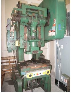 Bliss C-60, OBI Press Max. 60 Tons