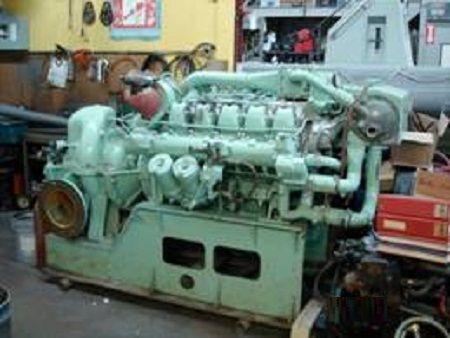 CH-2-10-350 Skid Mounted Diesel Driven Fire Pump