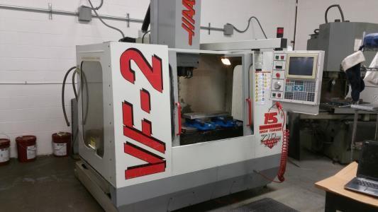 Haas VF-21996 3 Axis
