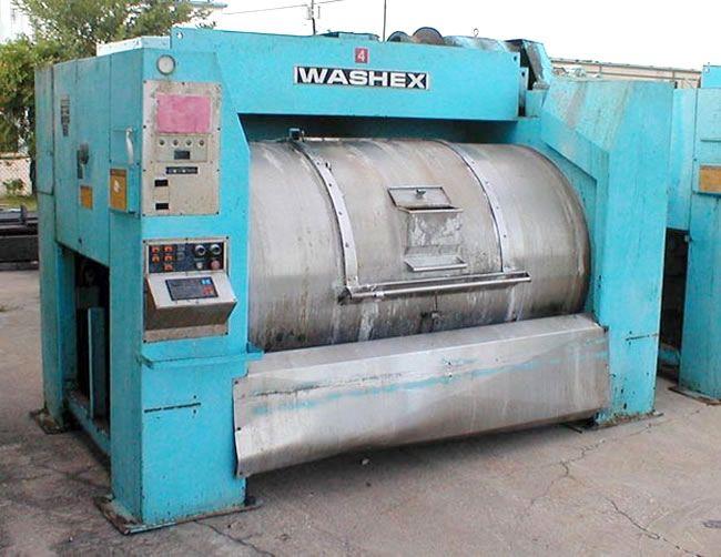Washex 46/76 FLA-P2 Washers