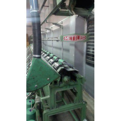 Mettler Cone to cone cheese winding SPE