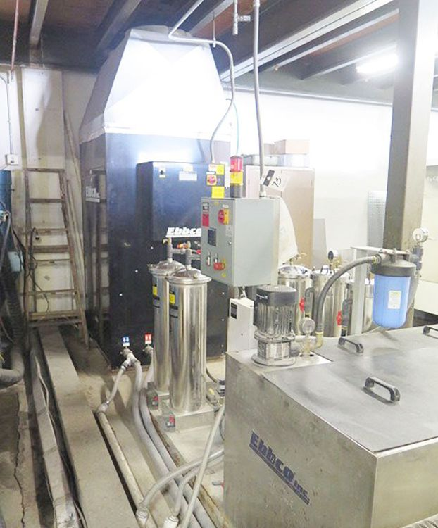 Ebbco CLS-1-8-180KIL CNC Control