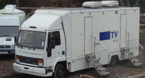 8 camera SDI truck