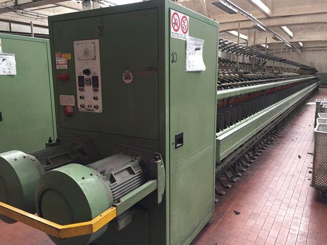 4 Savio TDS 228 Twisting Machines