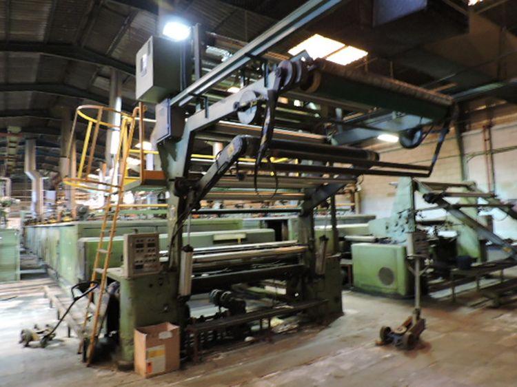 Artos 185 Cm Stenter machine