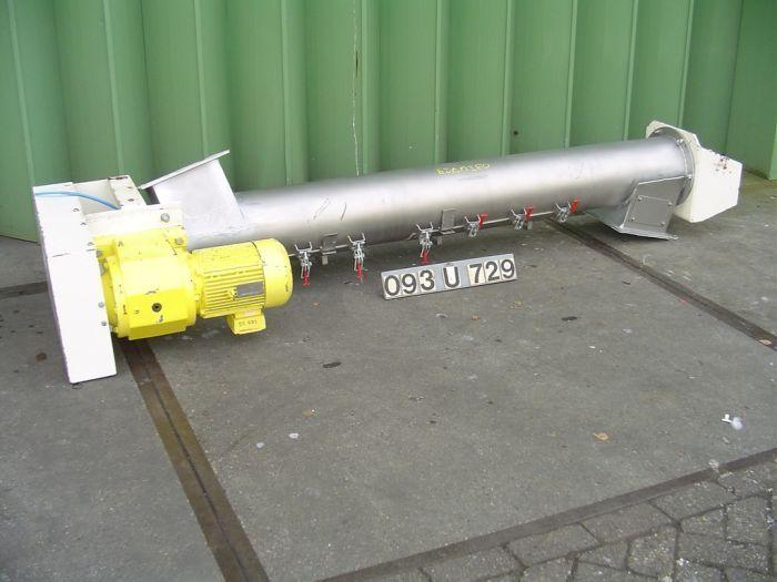 Other Horizontal conveyor screw