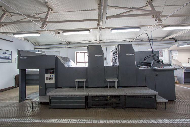 Heidelberg SM 74-2-P-H 2 520 x 740 mm