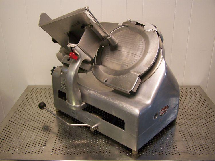 Berkel 919/1 Automatic/Manual Gravity Feed Deli Meat Slicer
