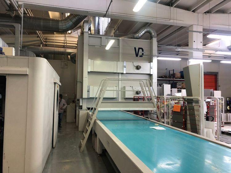 VDI ESS 22C vertical oven