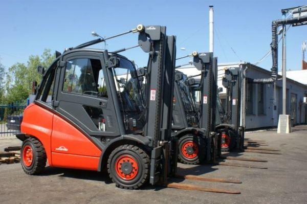 Linde Forklift H30 3000 kg