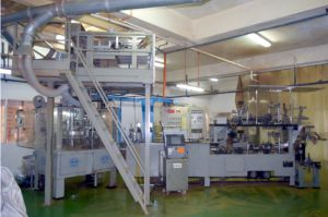 ICA Aromapack ,FORM FILL SEAL MACHINES