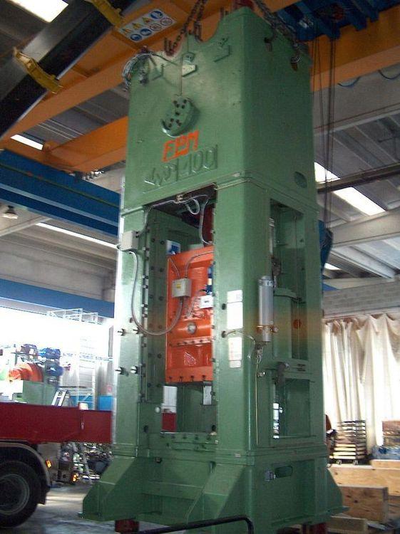 TMP TMP KB2536 400 Ton