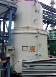 Forbes GRP Bunded Storage Tank