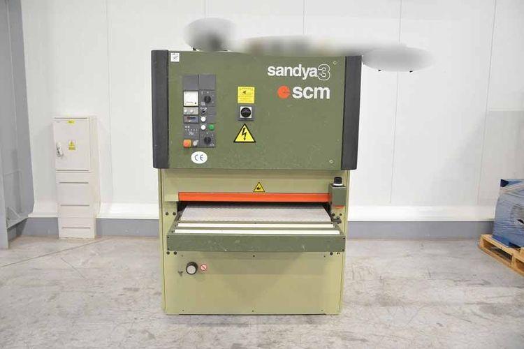 SCM Sandya WIDE BELT SANDER 3