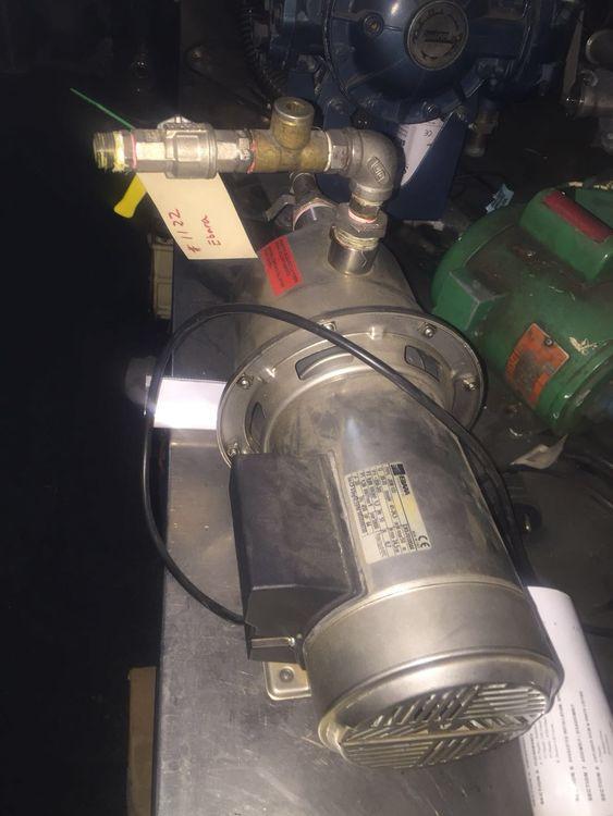 Ebara JEM120, Centrifugal Pump