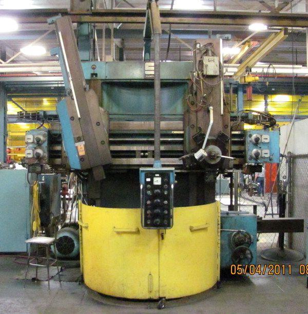 Summit 60 Vertical Turning Machine