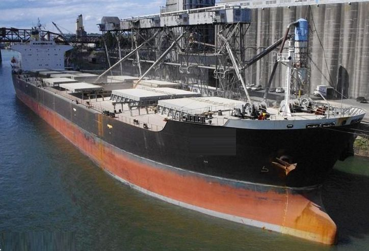 Namura Gearless Bulk Carrier 71122 DWT ON 13.63M DRAFT