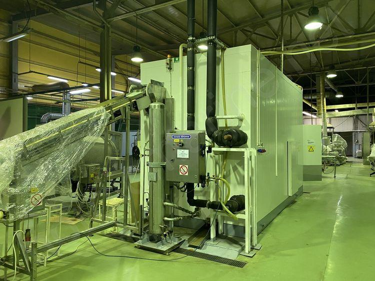 Eurosicma EURO 77  CUT & FLOW PACK MACHINE