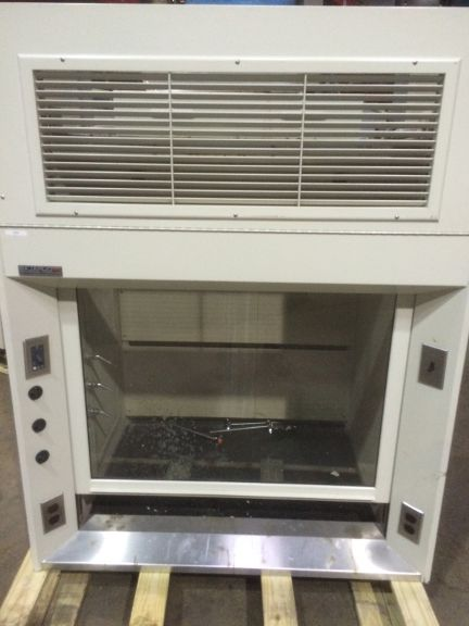 Other Duralab 4 Ft. Benchtop Chemical Fume Hood Package