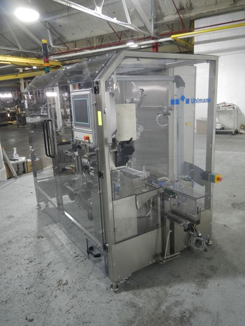 Others PAGO System P580, Carton Labeler