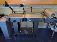 Clamco L Bar Sealer and Shrink Wrapper