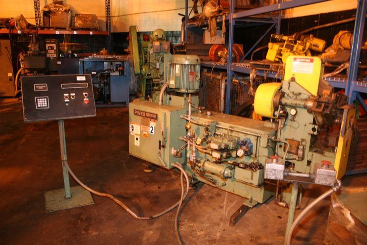 Pines 5T, Vertical Hydraulic Tube Bender Machine