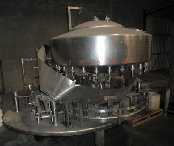 Cemac Rotary Filler