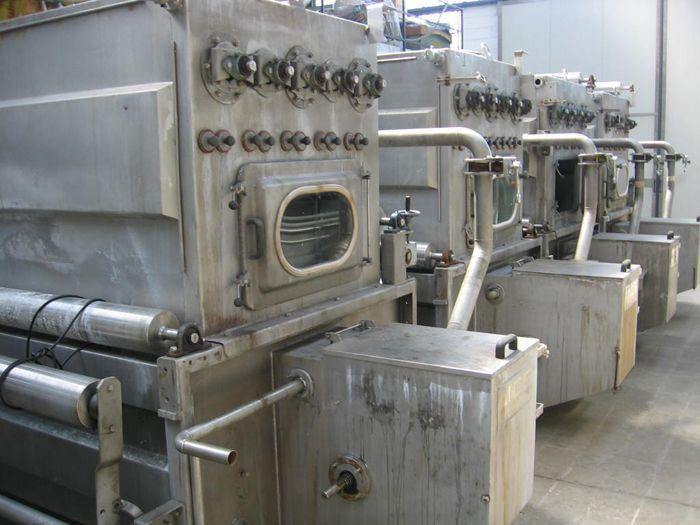 Mcs Open width washing