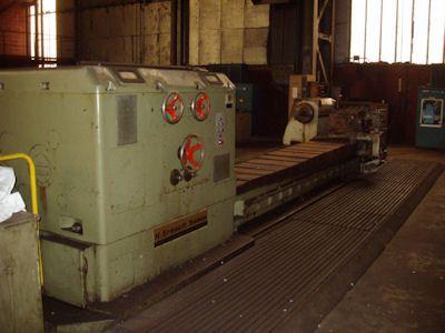 Somua Cylinder lathe Variable TCM.R.42