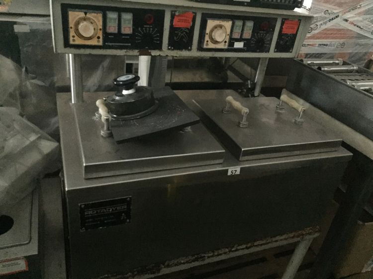 Rotadyer  Sample dyeing machine