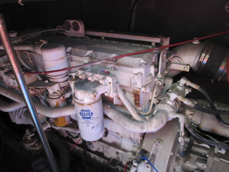 2 CAT 3116 Single or Pair Cat 3116 350HP w ZF gears RTO