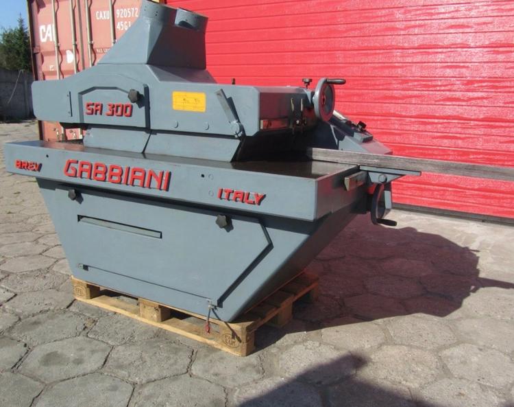 Gabbiani SA 300 Multi-saw