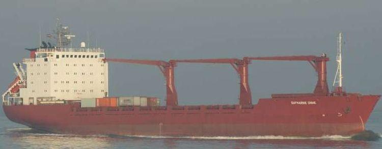Yantar Shipyard Flush Tween Decker Bulk Carrier 12,126 mt DWAT on 8.79 m