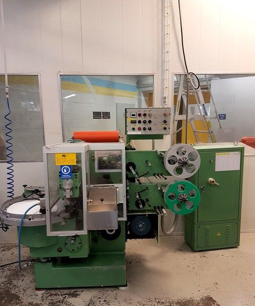 Carle & Montanari candy wrapping machine