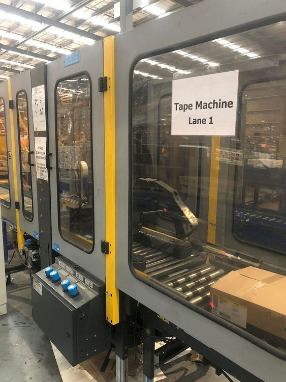 Siat SM44 HD AUTOMATIC CARTON TAPERS
