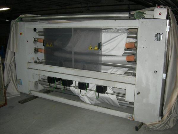 Corino MK-2-MG4 Optical Weftstraighter